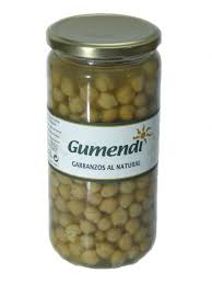 Garbanzos al natural - 660 g